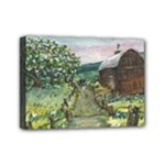 Amish Apple Blossoms -AveHurley ArtRevu.com- Mini Canvas 7  x 5  (Stretched)