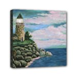 Calm Seas - Ave Hurley -  Mini Canvas 6  x 6  (Stretched)