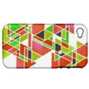 TRIANGLEZ Apple iPhone 4/4S Hardshell Case (PC+Silicone) View1