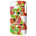 TRIANGLEZ Apple iPhone 4/4S Hardshell Case (PC+Silicone) View3