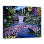 My Garden - Ave Hurley    4600 X 3300 Canvas 20  x 16  (Stretched)