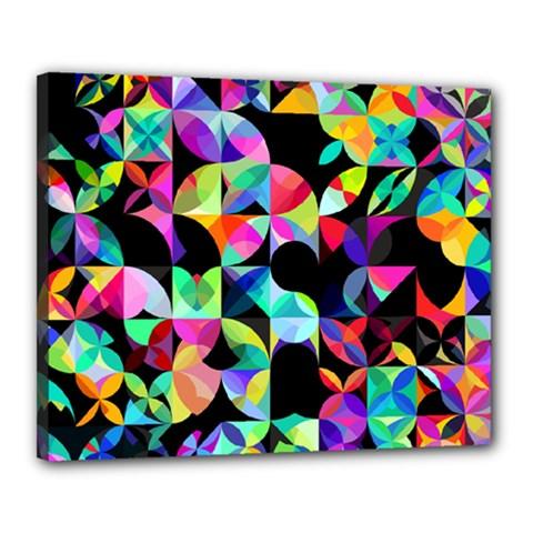 A Million Dollars Canvas 20  X 16  (framed) by houseofjennifercontests