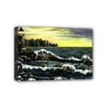 Cosgriff Point Lighthouse -AveHurley ArtRevu.com- Mini Canvas 6  x 4  (Stretched)
