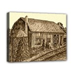 Sugarcreek Barn - Ave Hurley - Canvas 10  x 8  (Stretched)