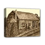Sugarcreek Barn - Ave Hurley - Deluxe Canvas 14  x 11  (Stretched)