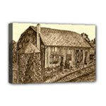 Sugarcreek Barn - Ave Hurley - Deluxe Canvas 18  x 12  (Stretched)