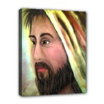 Jesus - Eyes of Compassion - Ave Hurley - Canvas 10  x 8  (Stretched)
