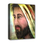 Jesus - Eyes of Compassion - Ave Hurley - Deluxe Canvas 16  x 12  (Stretched)