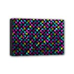 Polka Dot Sparkley Jewels 2 Mini Canvas 6  x 4  (Framed)