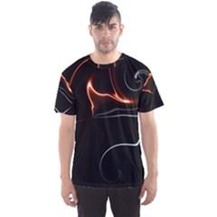 L390 Men s Full All Over Print Sport T Shirt by gunnsphotoartplus