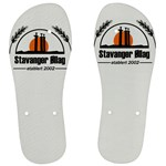 Basic logo Men s Flip Flops