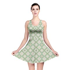 Luxury Pattern  Reversible Skater Dress by dflcprintsclothing