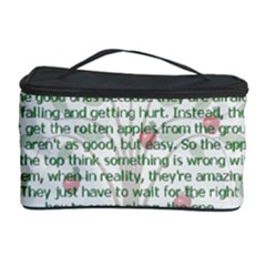 Appletree Cosmetic Storage Case by TheWowFactor