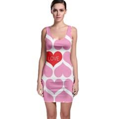 One Love Bodycon Dress