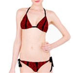 The Vintage Brain Bikini Set