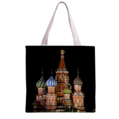 Saint Basil s Cathedral  Grocery Tote Bag