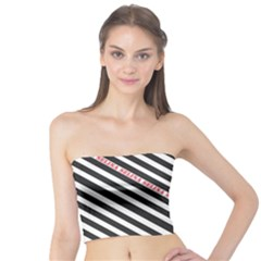 Selina Zebra Women s Tube Tops by Contest580383
