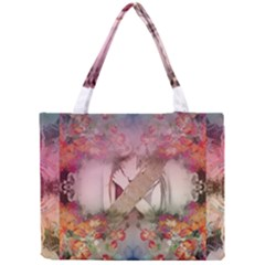Casses Tiny Tote Bags by infloence