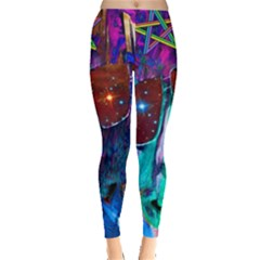 Voyage Of Discovery Women s Leggings by icarusismartdesigns