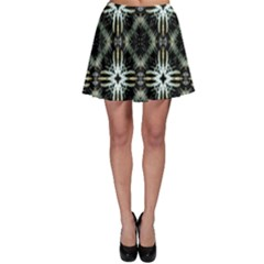 Faux Animal Print Pattern Skater Skirts by creativemom