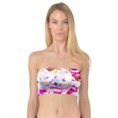 Officially Sexy Candy Collection Pink Bandeau Top by OfficiallySexy