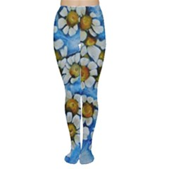 Floating On Air Women s Tights by timelessartoncanvas