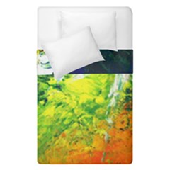 Abstract Landscape Duvet Cover (single Size)