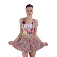 Pinkbunnyflage Mini Skirts by TwoPinesFarm