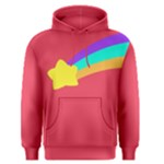 shooting star Men s Pullover Hoodies