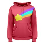 shooting star Women s Pullover Hoodies