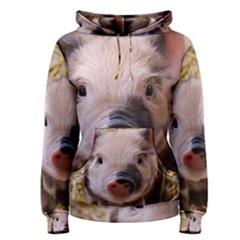Sweet Piglet Women s Pullover Hoodies
