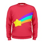 shooting star Men s Sweatshirts