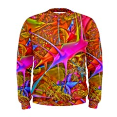 Biology 101 Abstract Men s Sweatshirts by TheWowFactor