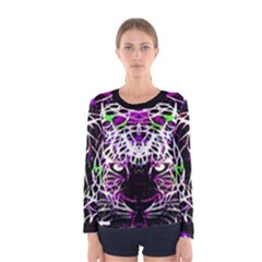 Officially Sexy Candy Collection Purple Strap Copy Women s Long Sleeve T Shirt by OfficiallySexy