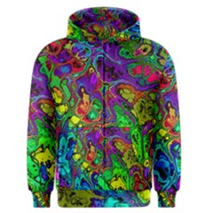 Powerfractal 4 Men s Zipper Hoodies by ImpressiveMoments