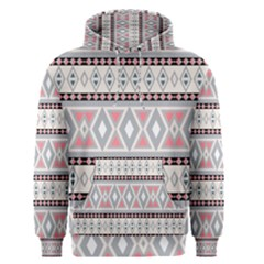 Fancy Tribal Border Pattern Soft Men s Pullover Hoodies by ImpressiveMoments