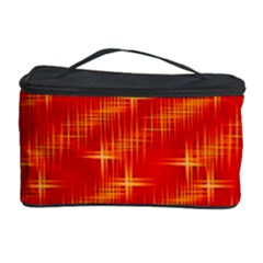 Many Stars,red Cosmetic Storage Cases by ImpressiveMoments