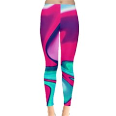 Fluid Art 22 Women s Leggings by ImpressiveMoments