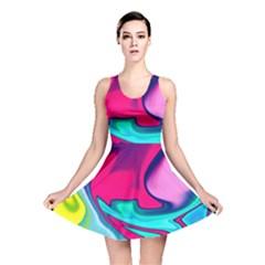 Fluid Art 22 Reversible Skater Dresses by ImpressiveMoments