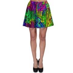 Liquid Plastic Skater Skirts by ImpressiveMoments