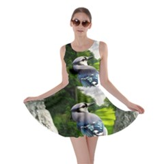 Bird In The Tree Skater Dresses by infloence