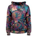 Steampunk Abstract Women s Pullover Hoodies View1