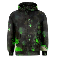 Space Like No 7 Men s Zipper Hoodies by timelessartoncanvas