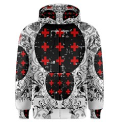 Occult Theme Men s Zipper Hoodies by Lab80