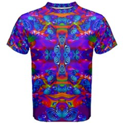 Abstract 4 Men s Cotton Tees by icarusismartdesigns