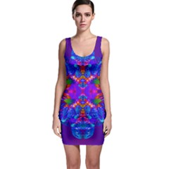 Abstract 5 Bodycon Dresses by icarusismartdesigns