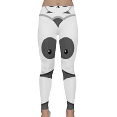 Kawaii Panda Yoga Leggings by KawaiiKawaii