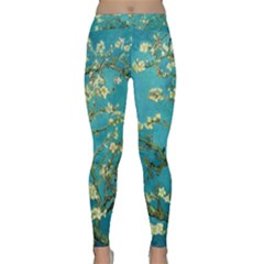 Blossoming Almond Tree Yoga Leggings
