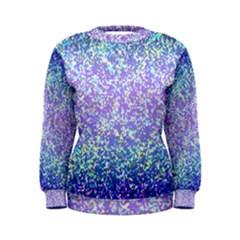 Glitter 2 Women s Sweatshirts by MedusArt
