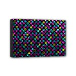 Polka Dot Sparkley Jewels 2 Mini Canvas 6  x 4